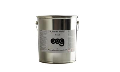 AAG Rubber Cement 326 5L